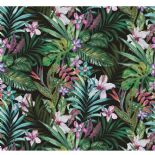 Panama Wallpaper Wall Panel Jardin Tropical PANA 8134 72 35 PANA81347235 By Casadeco